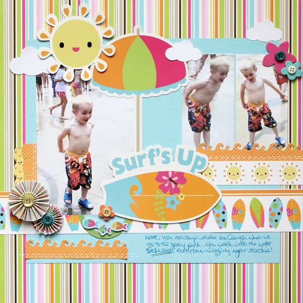 Surf's Up! by dianaj1012 @2peasinabucket