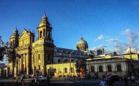 Guatemala City (La Nueva Guatemala de la Asunción), Guatemala