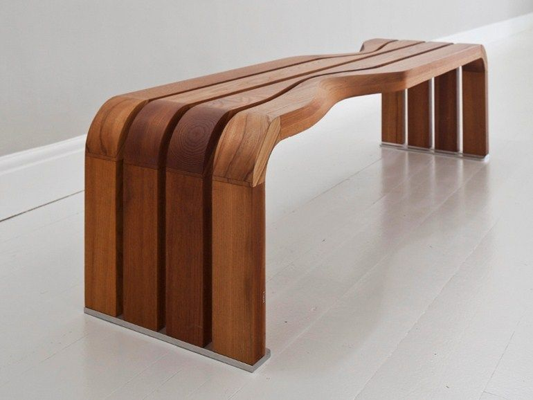 Download the catalogue and request prices of bench with back Dialog | bench, design Allan Hagerup, Einar Smette, Dialog collection to manufacturer Vestre