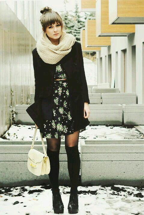 Japanese Miniskirt High Heels