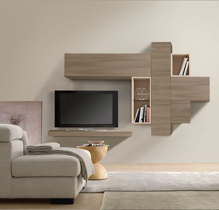 Buy Cagliari Wall Unit For Sale At Deko Exotic Home Accents. Cagliari Wall  Unit With · Living Room WallsModern ...