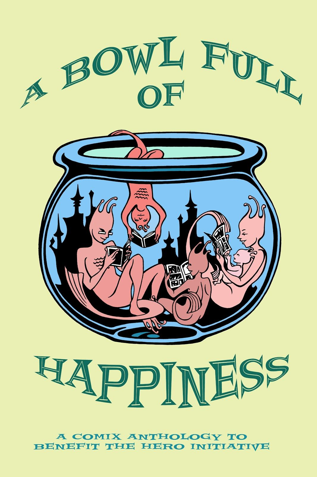 Sea Monkeys Tribute Anthology A Bowl Full Of Happiness Proceeds