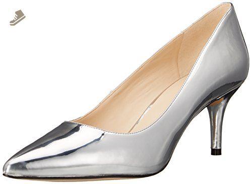 Nine West Women S Margot Dress Pump Silver Specchio 7 5 M Us Nine West Pumps For Women Amazon Partner Link Pumps Nine West Shoes Silver Shoes