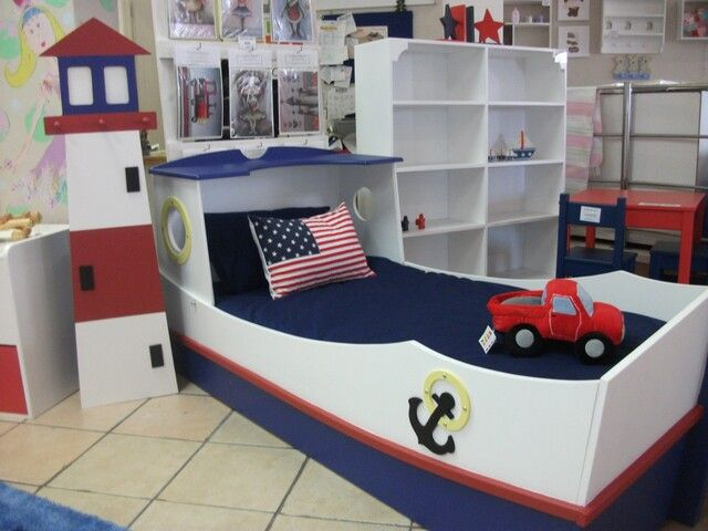 boat bed for boy kid beds boat beds