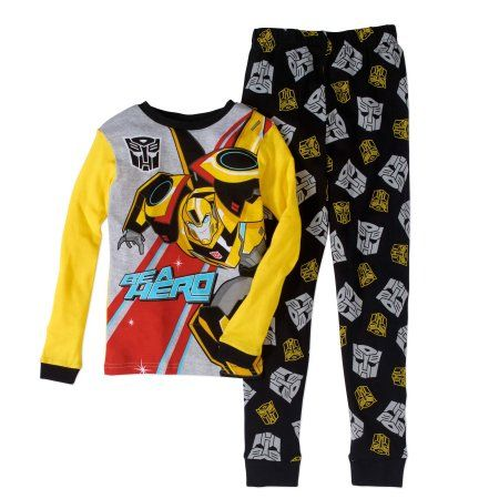 Transformers Logo Pyjama Pants Multicolour