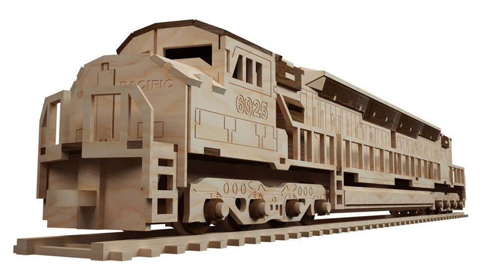 Emd Locomotive