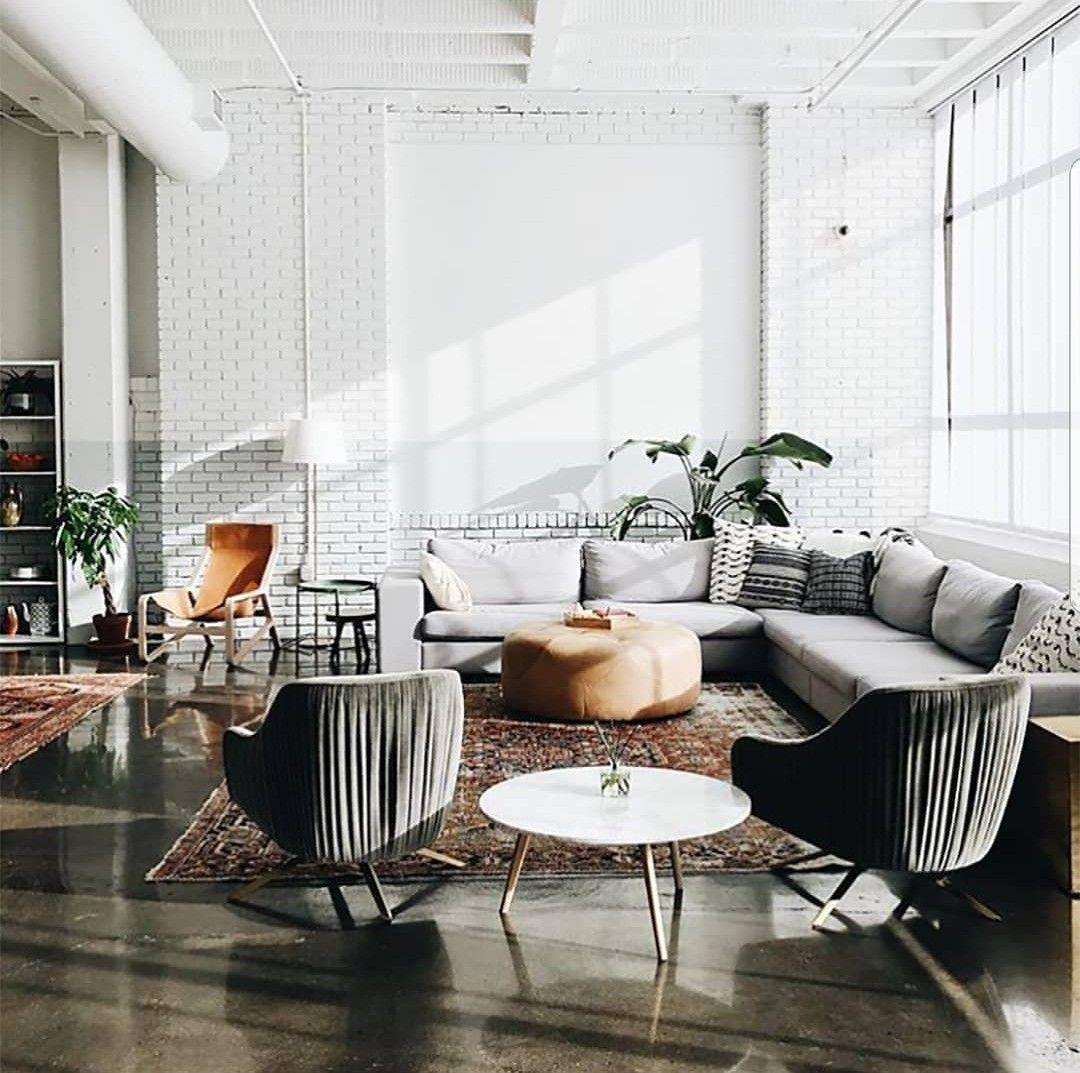 Living Room Inspiration Contemporary Home Decor Home Decor Styles Home Decor