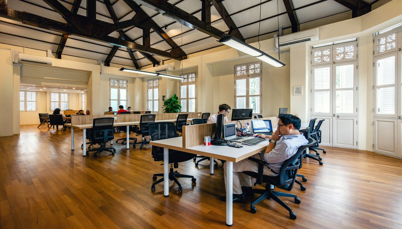 WORKHOUSE Co Working Space Singapore Meeting Rooms