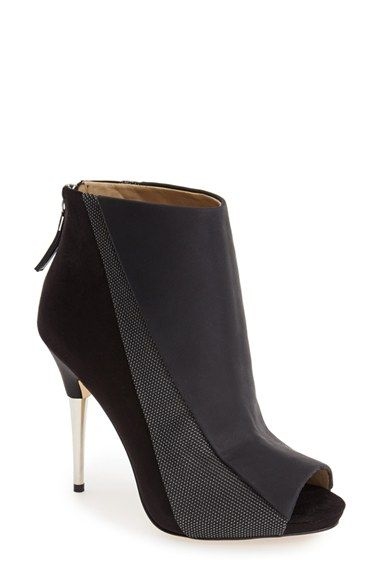 d50860acde8 gx by GWEN STEFANI  Cool  Open Toe Bootie (Women) available at  Nordstrom