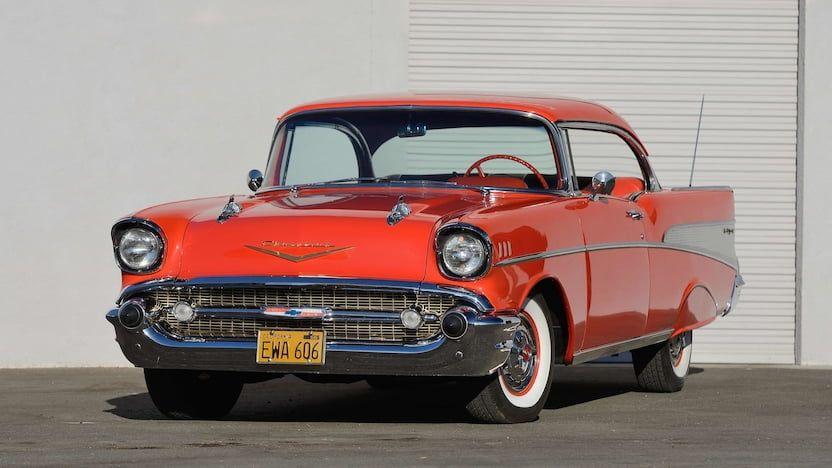 1957 Chevrolet Bel Air Image Classic Cars Chevrolet 1957 Chevrolet