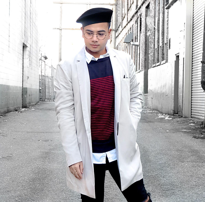 Men s fashion. Beret Style for Men.  7885e4ec05b