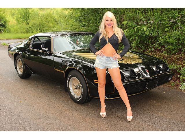 1979 Pontiac Trans Am Fuel Injected LT1 700R Trans AC PDB PS Super Solid Video | eBay