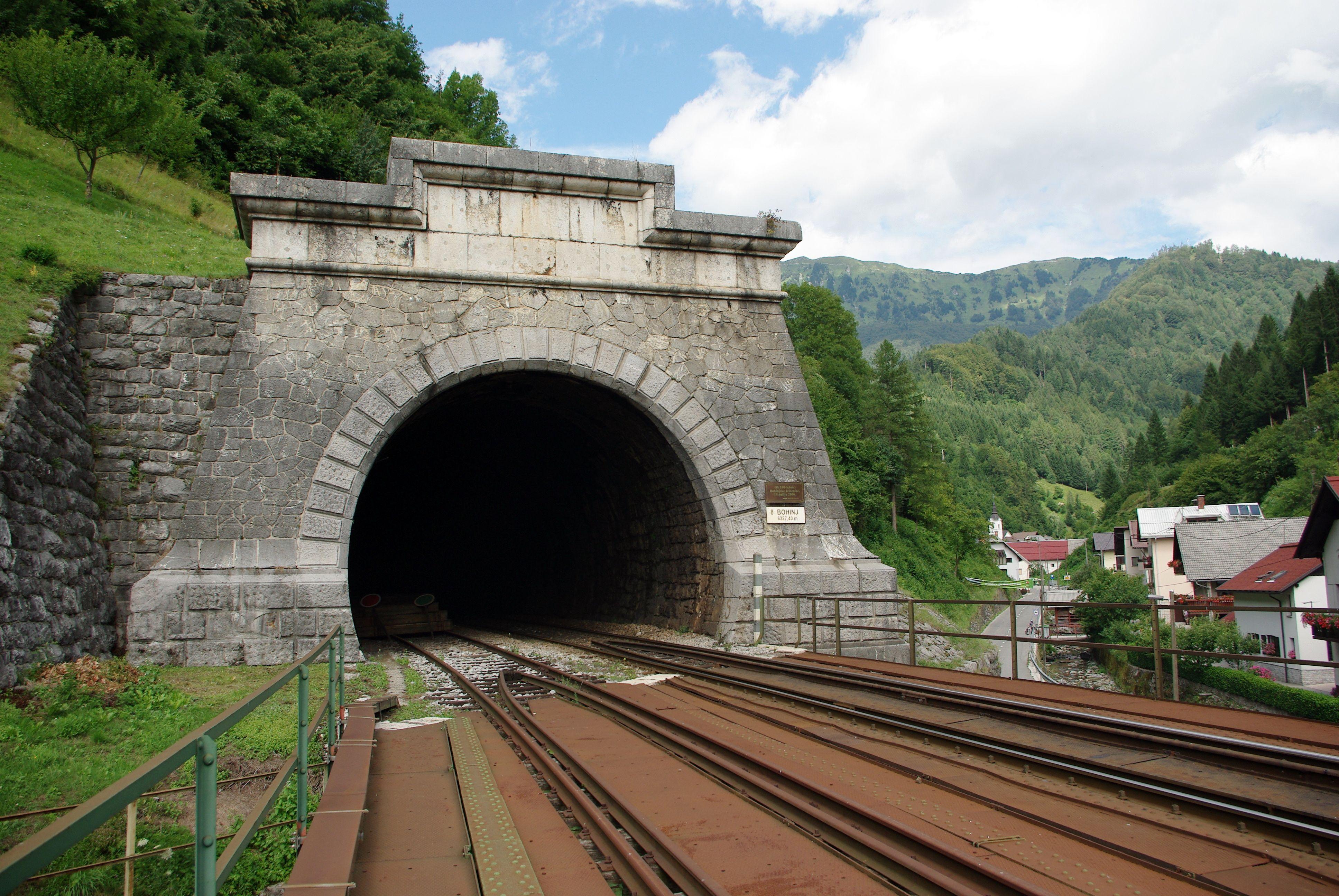 Bohinj Tunnel today #bohinj #Slovenia #SloveniaHolidays #sloveniatourism #sloveniatravel  #tunnel #railways