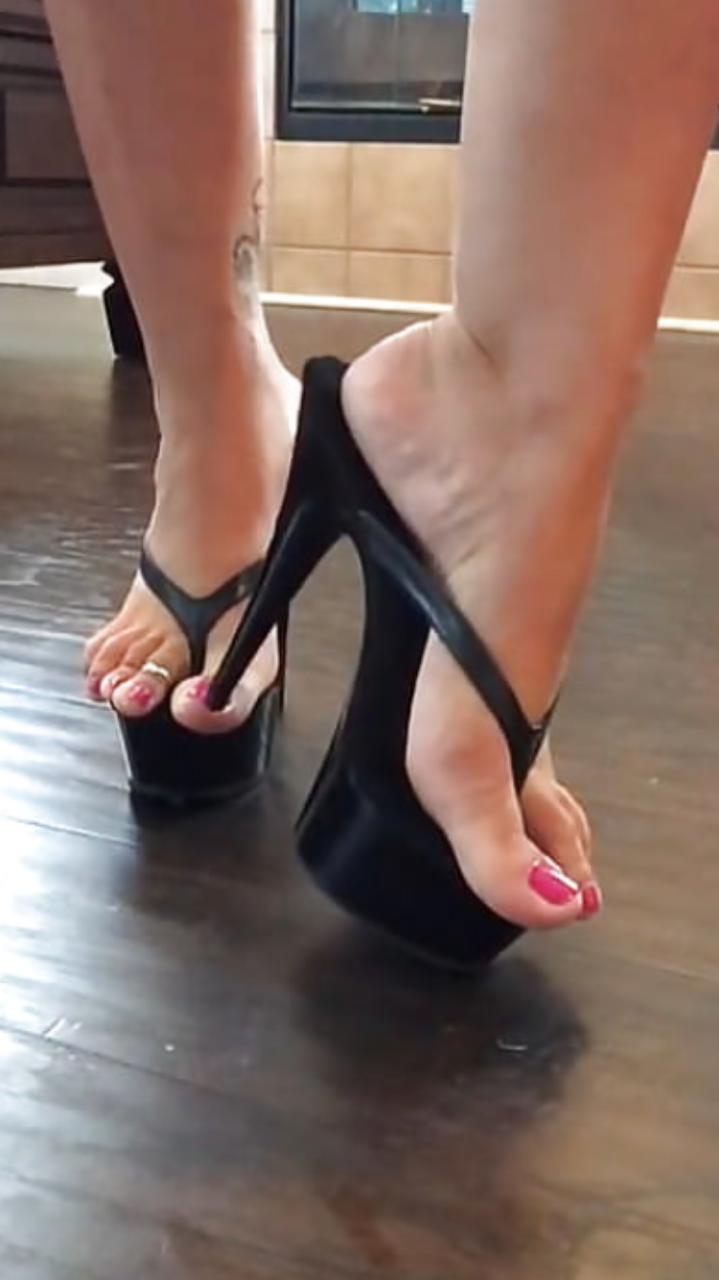Sexy Füße