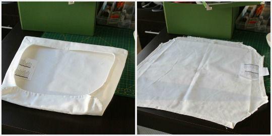 borje chair covers making pinterest tuto couture d co salon et salon. Black Bedroom Furniture Sets. Home Design Ideas
