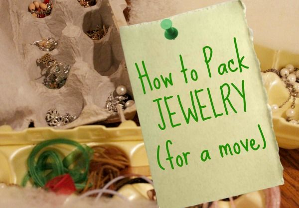 How to pack jewelry tips for the diy move authentic for How to pack jewelry for moving