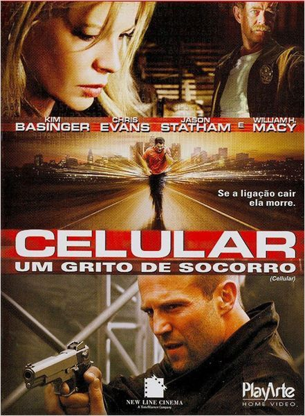 Celular Um Grito De Socorro Cellular 2004 Filmes