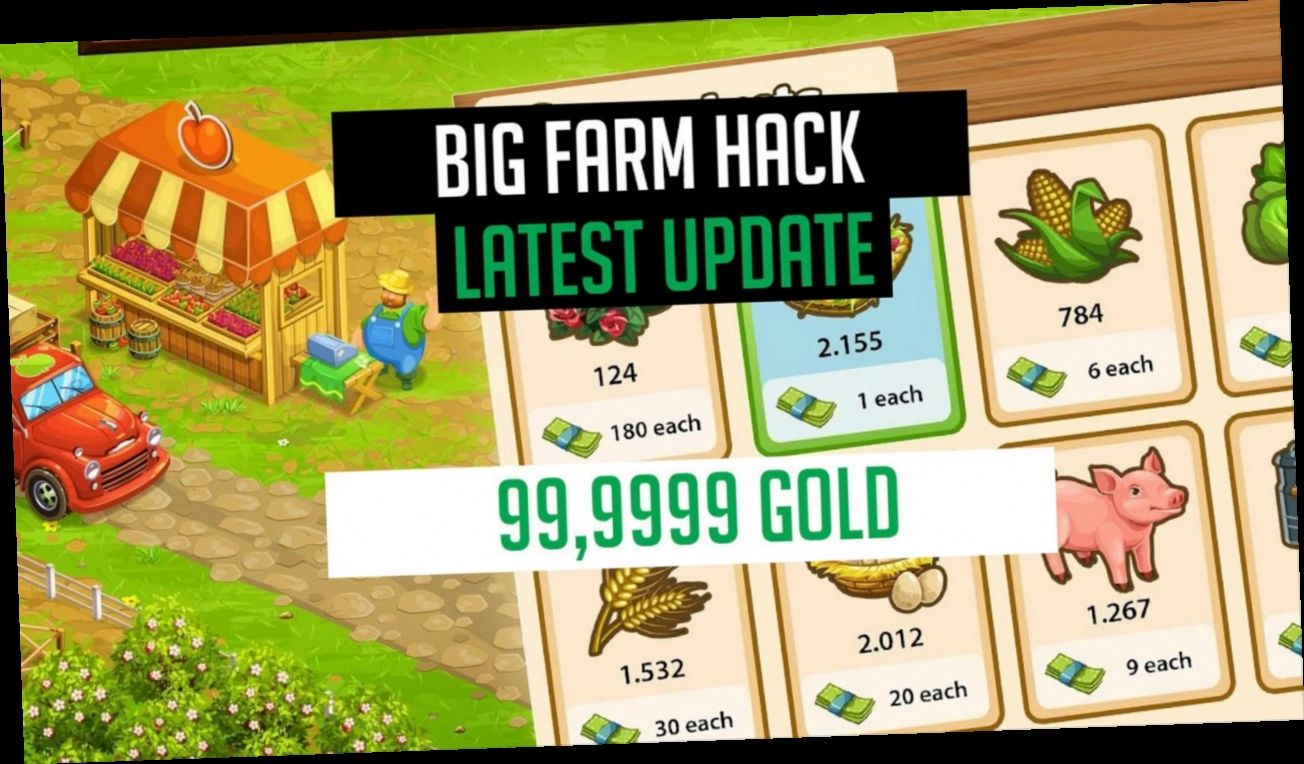 big farm mobile harvest cheat codes в 2020 г