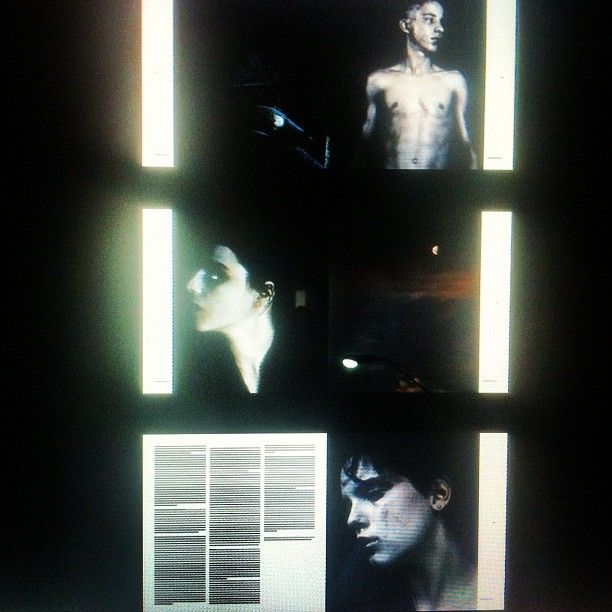 SOMESLASHTHINGS MAGAZINE CHAPTER006 PREVIEW, PHOTOGRAPHY BY BILL HENSON