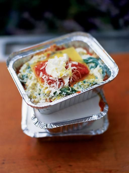 Sweet Leek Ricotta And Tomato Lasagne Recipe In 2018 Cook