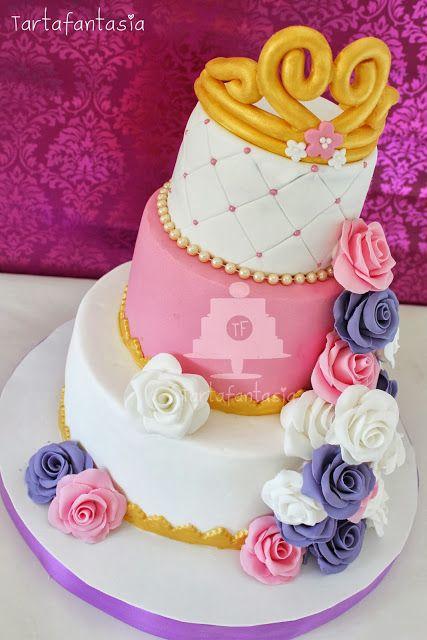 Tarta de princesa