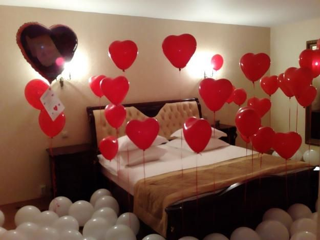 30 Balloons Valentines Day Ideas Unique Home Decorating Starting At Front Door