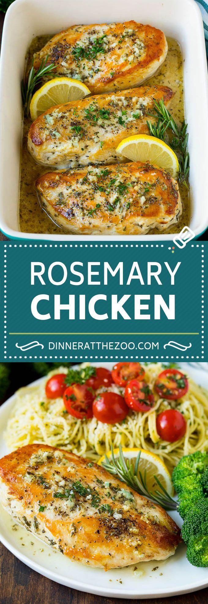 Photo of Rosemary Chicken