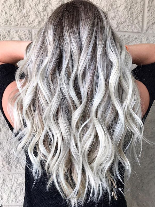 Fresh Platinum Ice Blonde Hair Color Shades To Follow In 2019 Ice Blonde Hair Blonde Hair Colour Shades Hair Color Shades