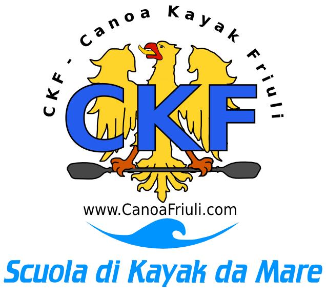 Scuola di Kayak da Mare