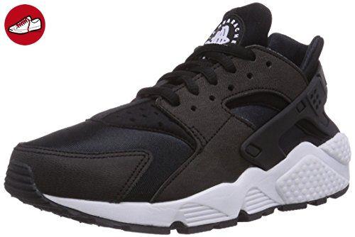 Nike Air Huarache, Damen Laufschuhe, Schwarz (Black/Black ...