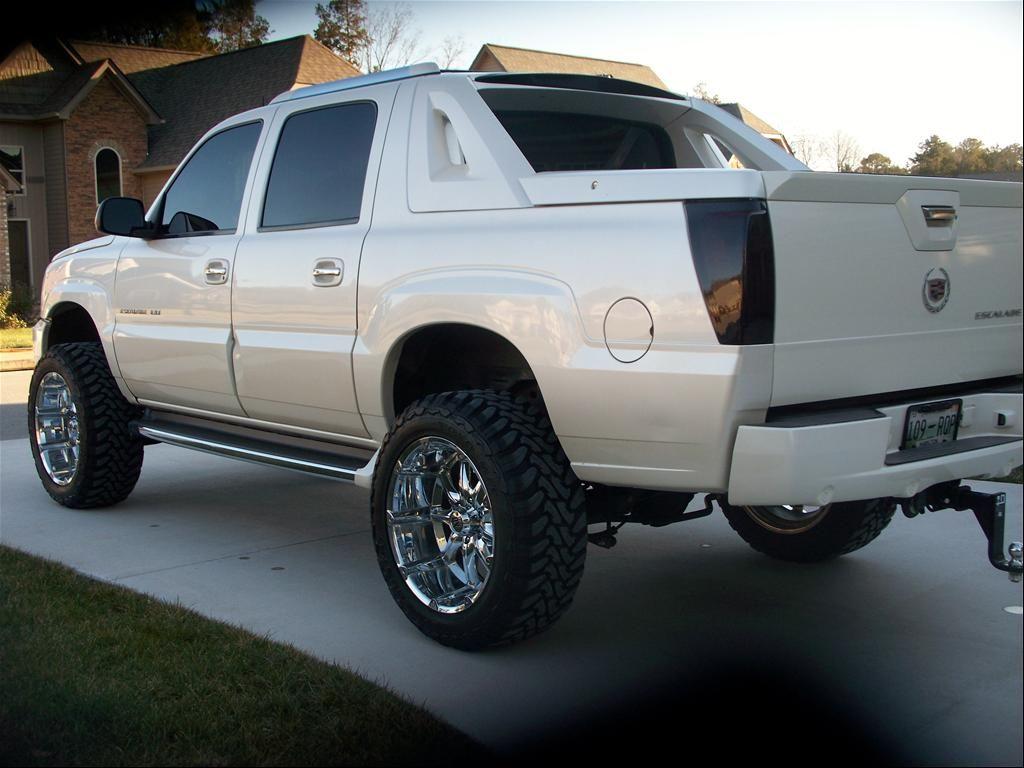 2002 Cadillac Escalade Ext Lifted Esv Suv Trucks Chevy