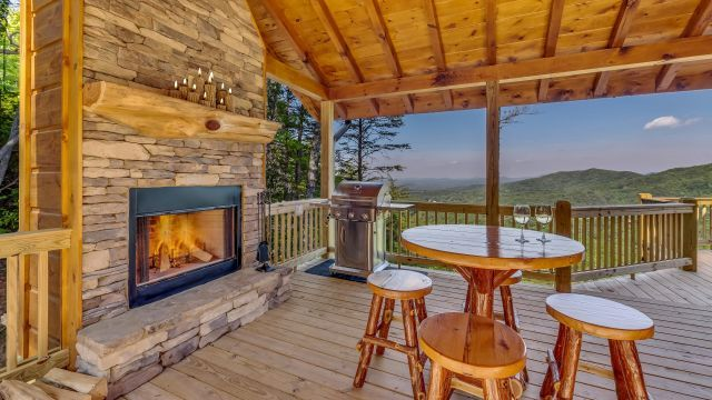 Endless View Lodge | Blue Ridge Cabin Rentals