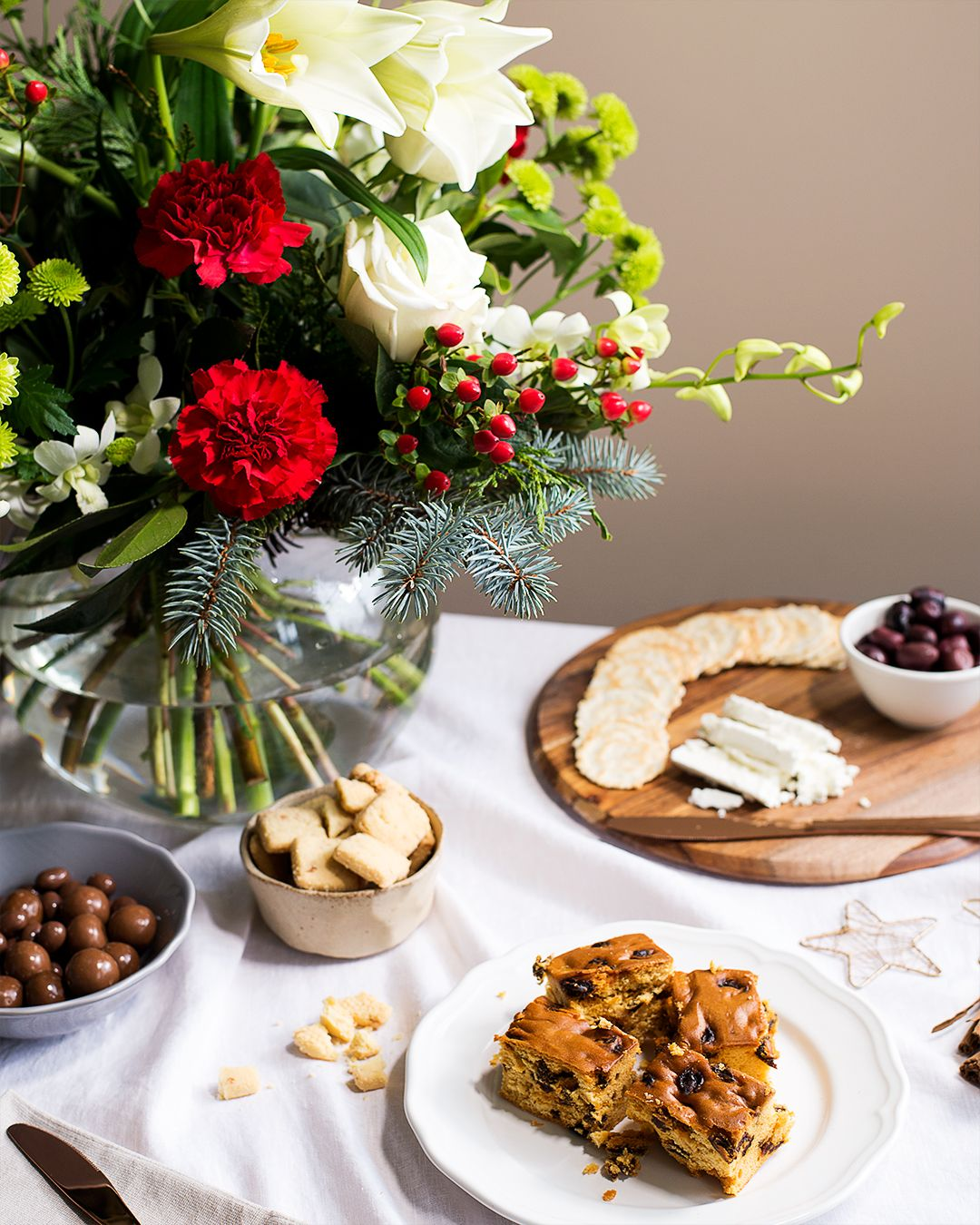 merry christmas from all of us at interflora australia