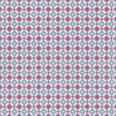 RED CIRCUS Dalle de sol PVC auto-adh/ésive d/écor imprim/é vintage