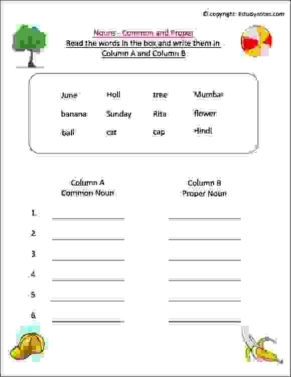noun worksheet for grade 1 esl worksheets for class 1 class 1 english grammar worksheets. Black Bedroom Furniture Sets. Home Design Ideas