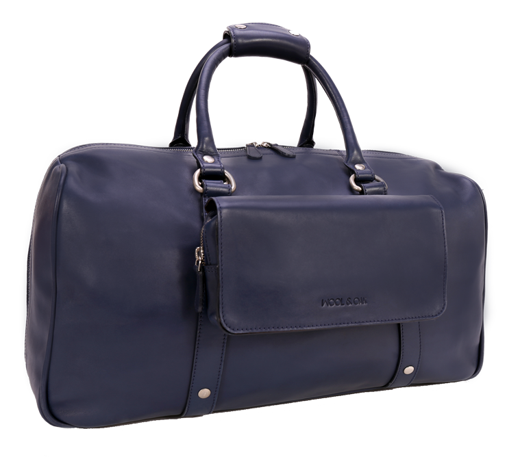 The Duffle Suitcase With Kit