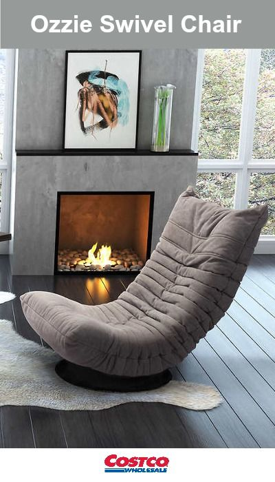 Stupendous The Ozzie Swivel Chair Features A Low Profile Urban Design Short Links Chair Design For Home Short Linksinfo