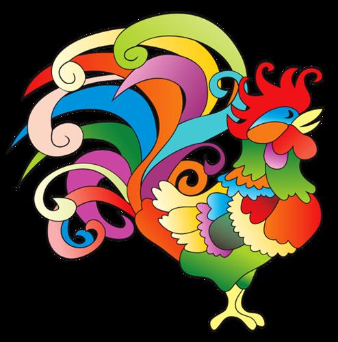 Ксюшеньке, открытки символ 2017