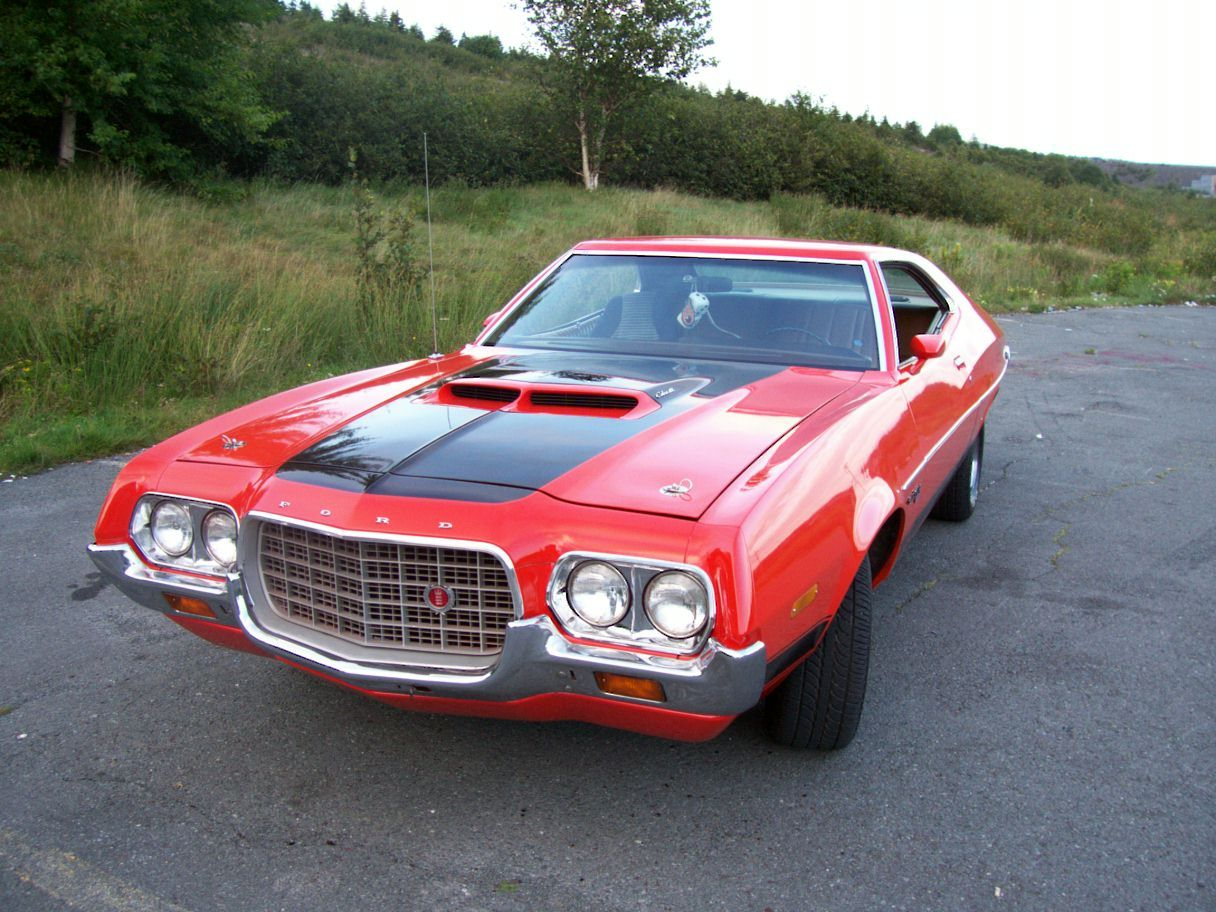 Ford Torino 1972 Ford Gran Torino Sport For Sale Ford Torino