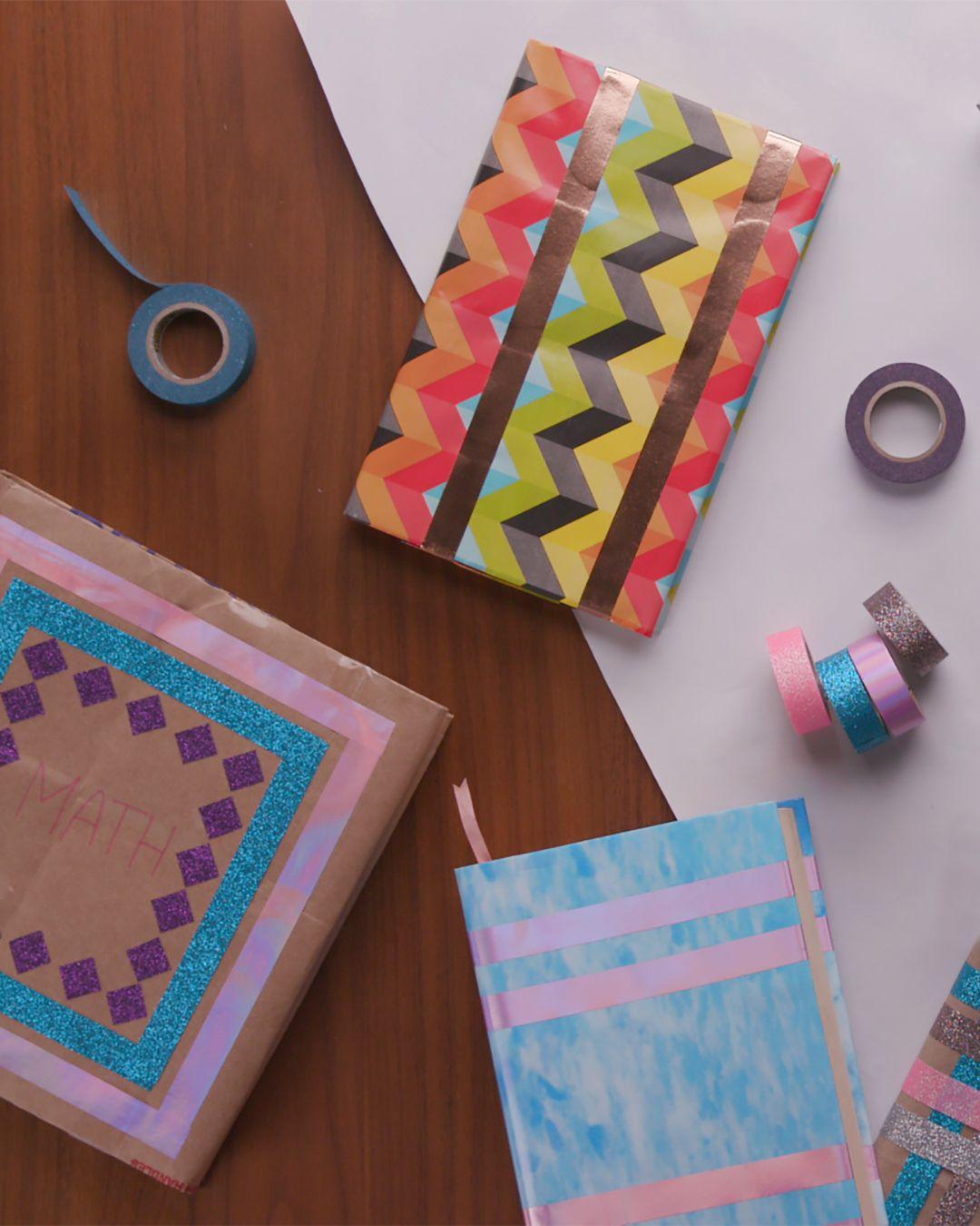 Diy Book Cover Ideas Nifty Creative Home Creative Book Covers