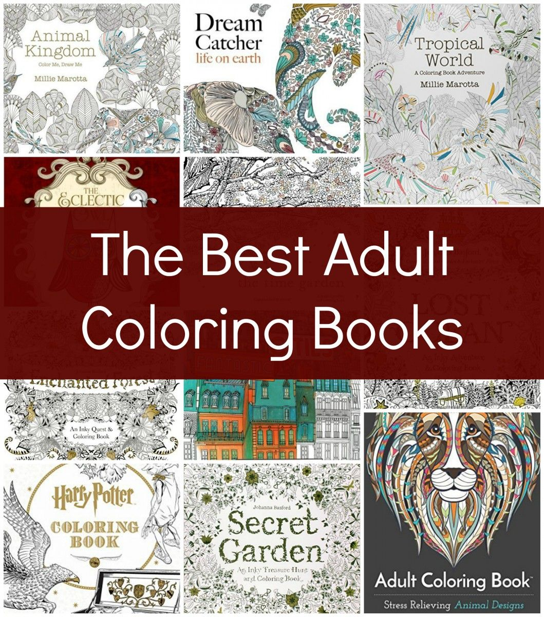 the best adult coloring books her heartland soul - Best Coloring Book