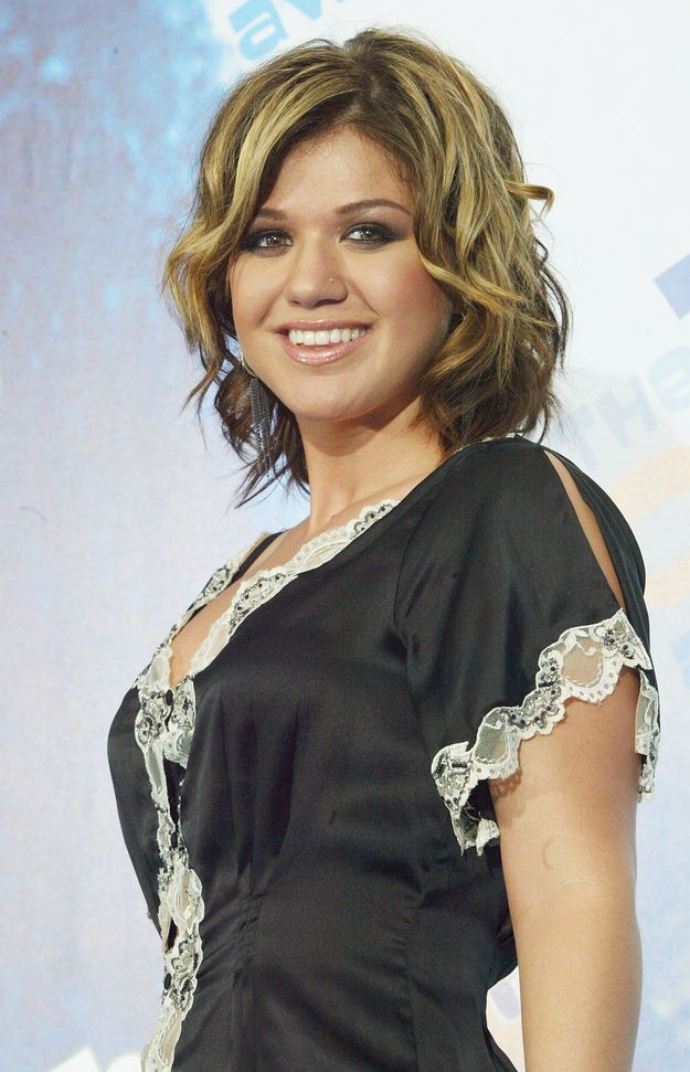 Kelly Clarkson Kelly Clarkson Hair Hair Styles Short Hair Styles