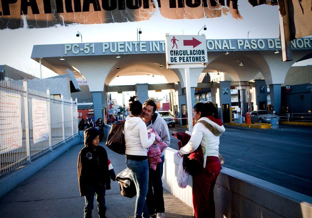 Bridging A Gap Between Fear And Peace Ciudad Juarez Juarez El Paso