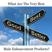 From JelqNerd - Best Male Enhancement Products - ANSWERED - http://www.jelqnerd.com/best-male-enhancement-products-answered/