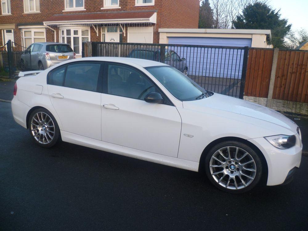 eBay 2006 BMW 320 si limited edition 72k full history