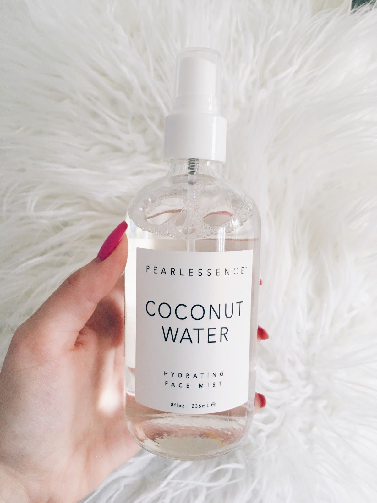Why You Need Coconut Water Facial Spray In Your Life Water Spray