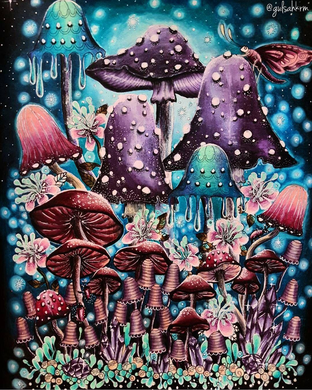 Pin de Rigatoni Neobux en Coloring books | Pinterest | Bosque ...
