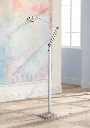 Possini Euro Lusk Led Task Floor Lamp Amazon Com Task Floor Lamp Floor Lamp Lamp