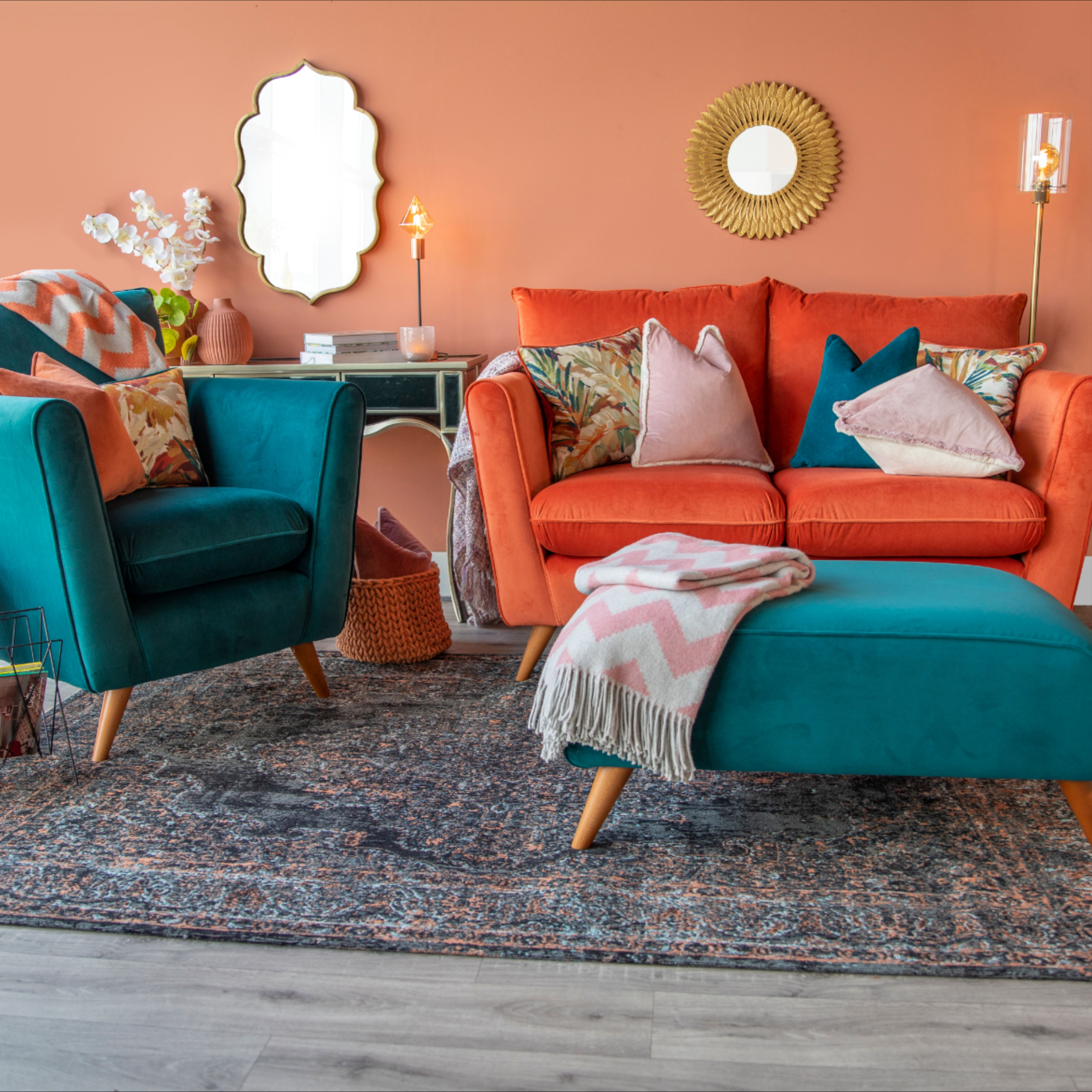 10 Best Teal And Brown Living Room Accessories