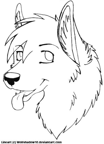 furry coloring pages Pin by Jenni Sakry on coloring pages | Coloring pages, Templates, Wolf furry coloring pages